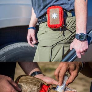 Helikon-Tex Mini Med Kit rendszerező kis táska 3 féle színben