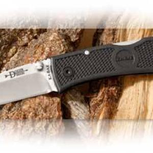 Ka-Bar Mini Dozier Folder Black zsebkés