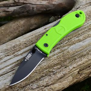 Ka-Bar Mini Dozier Folder Zombie Green zsebkés