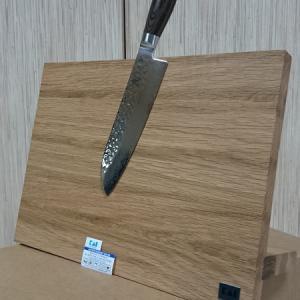 Kai mágneses tölgyfa késtartó blokk