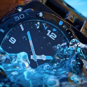 Leatherman TREAD TEMPO multiszerszám óra Black