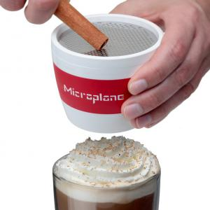 Microplane Speciality Cup Grater Finom Piros