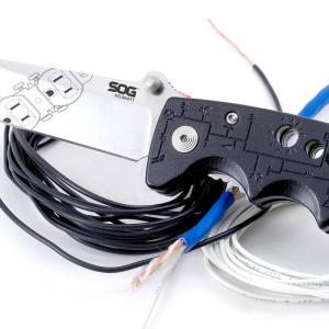 SOG Kilowatt multifunkciós zsebkés