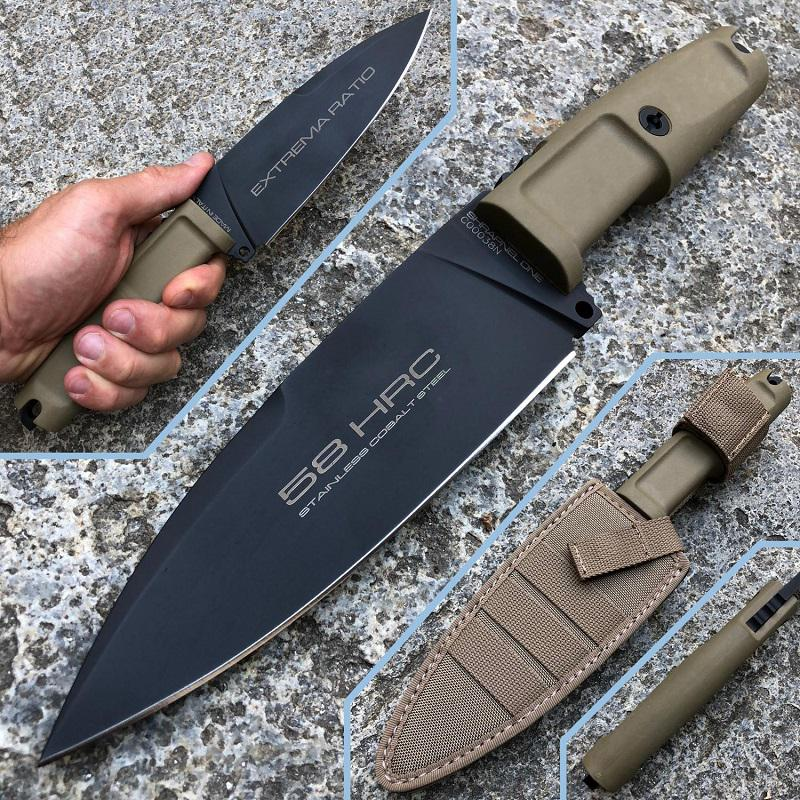 Extrema Ratio SHRAPNEL ONE taktikai kés