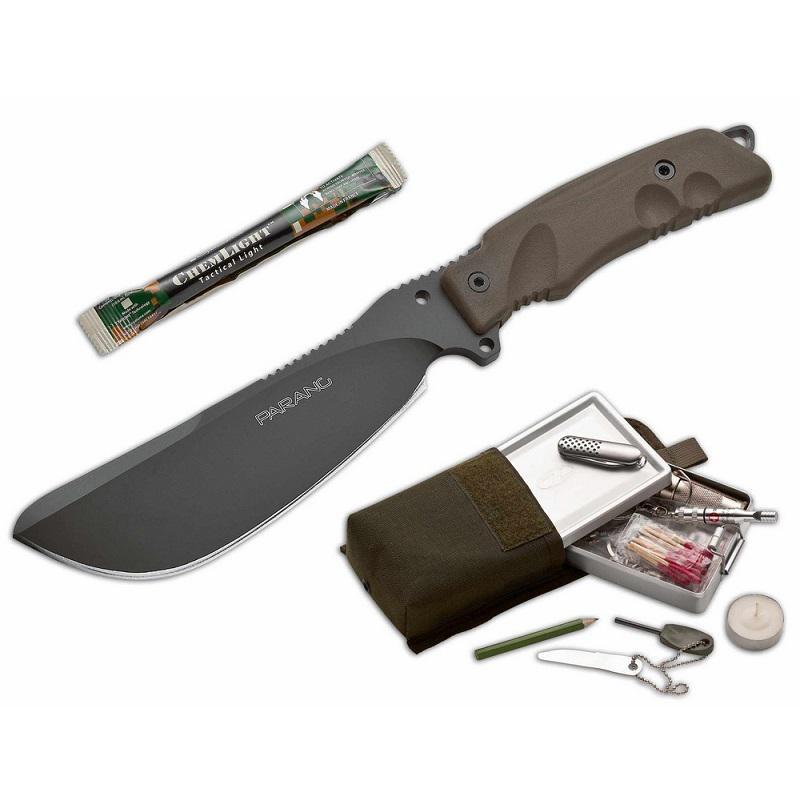 Fox FKMD Parang Bushcraft machete