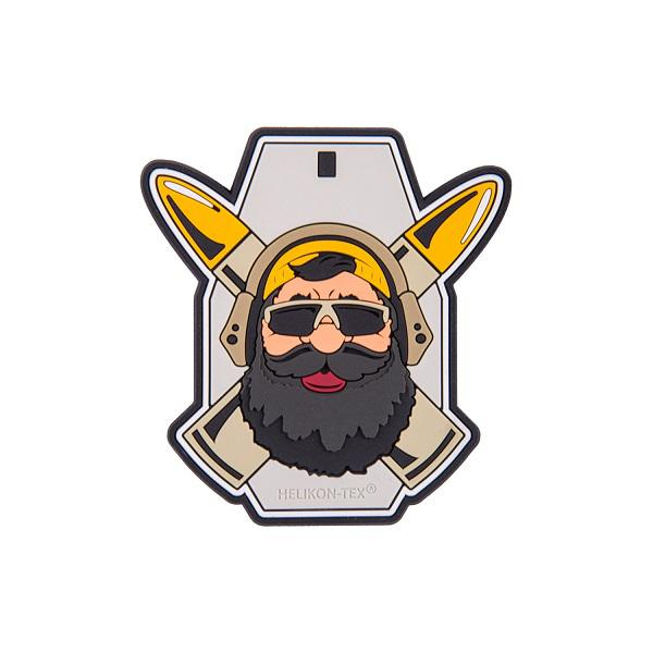 "Helikon-Tex ""BEARDMAN RANGE"" patch"