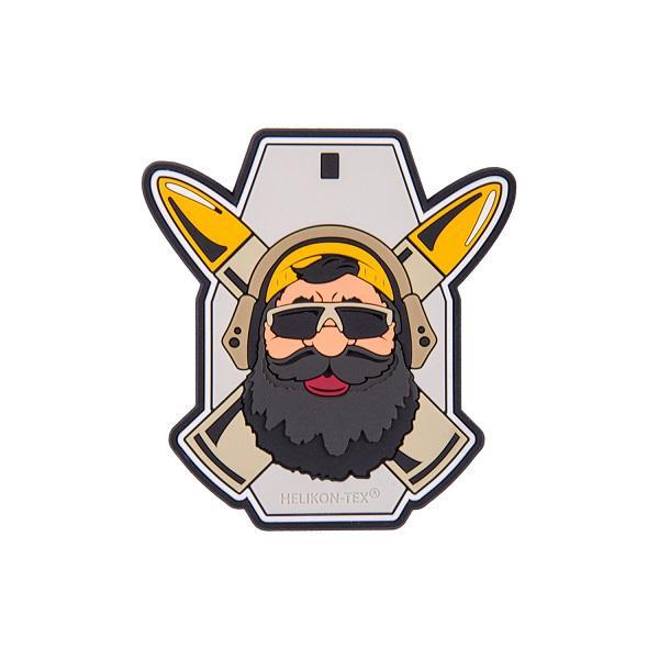 """Helikon-Tex """"BEARDMAN RANGE"""" patch"""