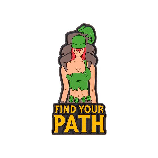 """Helikon-Tex """"FIND YOUR PATH"""" patch"""