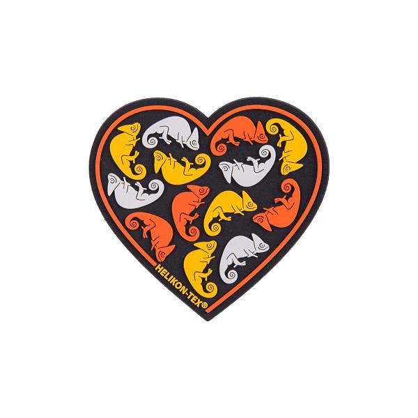 """Helikon-Tex """"HEART"""" patch"""