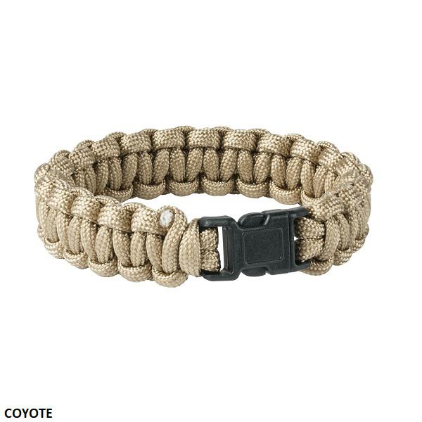 Helikon-Tex Survival Bracelet - Paracord 3 féle színben