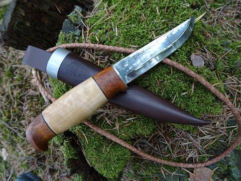 Helle 75 Ars Jubileum vadászkés outdoor kés