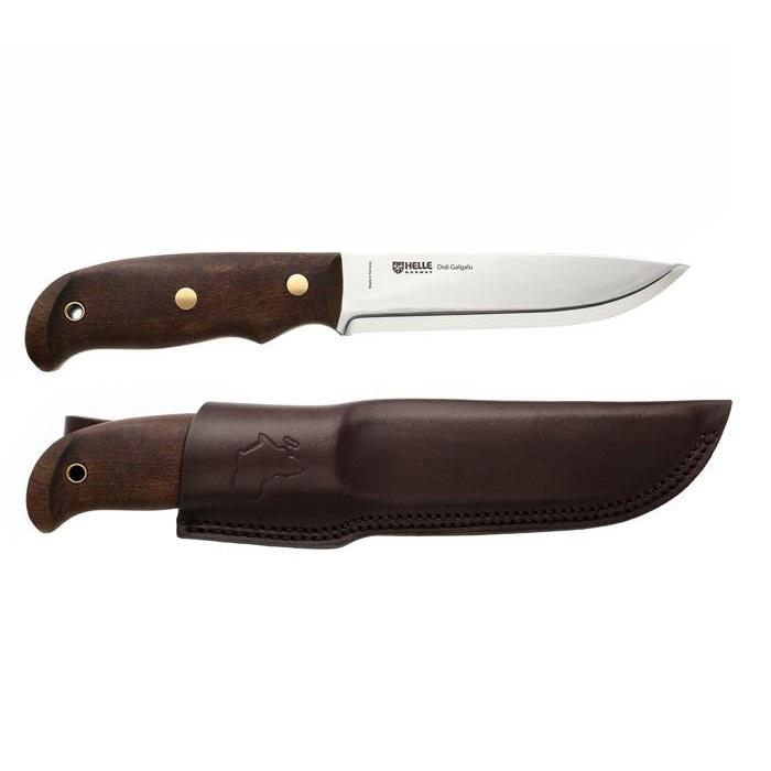 Helle Didi Galgalu vadászkés outdoor kés