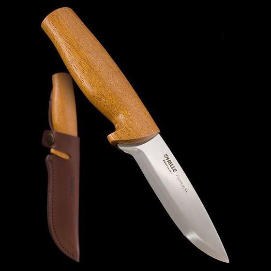 Helle Fjellbekk vadászkés outdoor kés