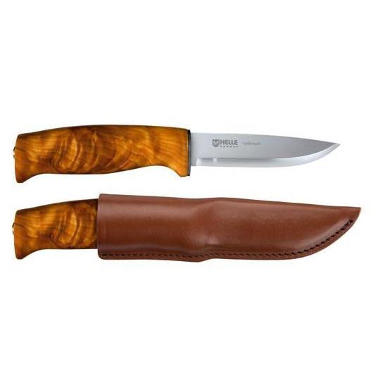 Helle Fjellkniven vadászkés outdoor kés
