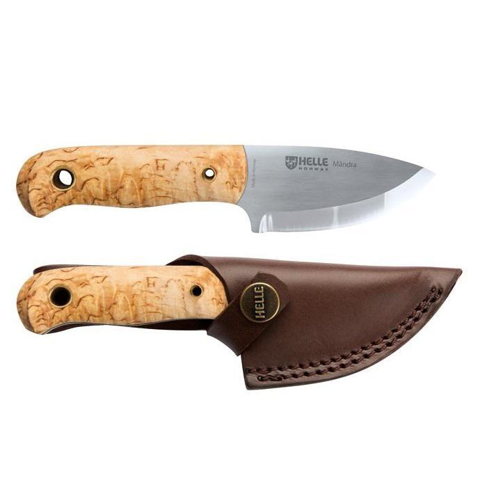 Helle Mandra vadászkés outdoor kés