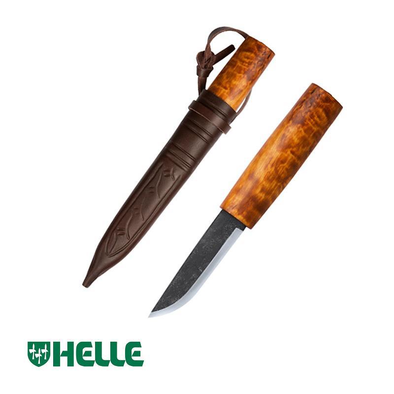 Helle Saga Siglar vadászkés outdoor kés