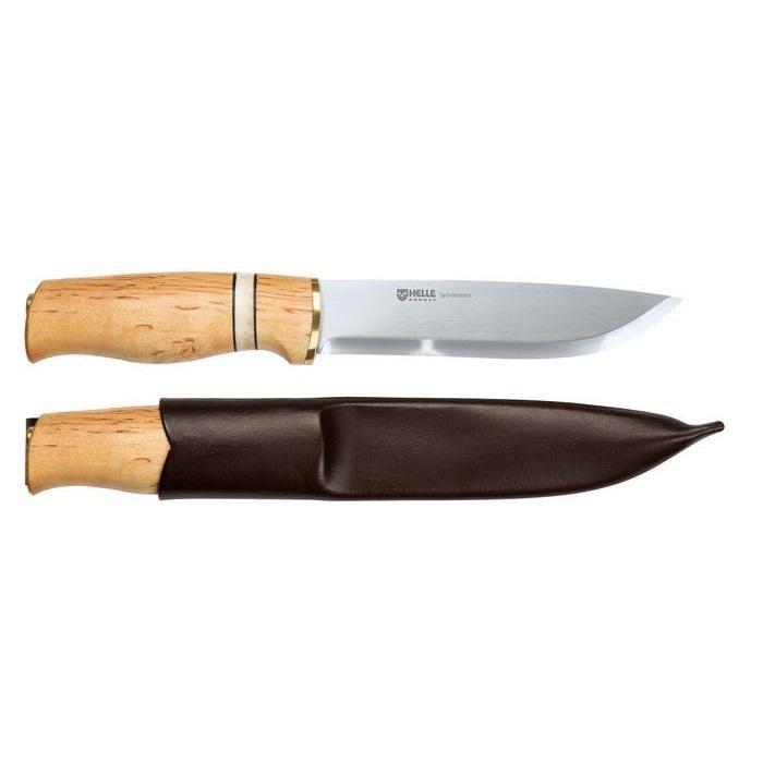 Helle Sylvsteinen vadászkés outdoor kés