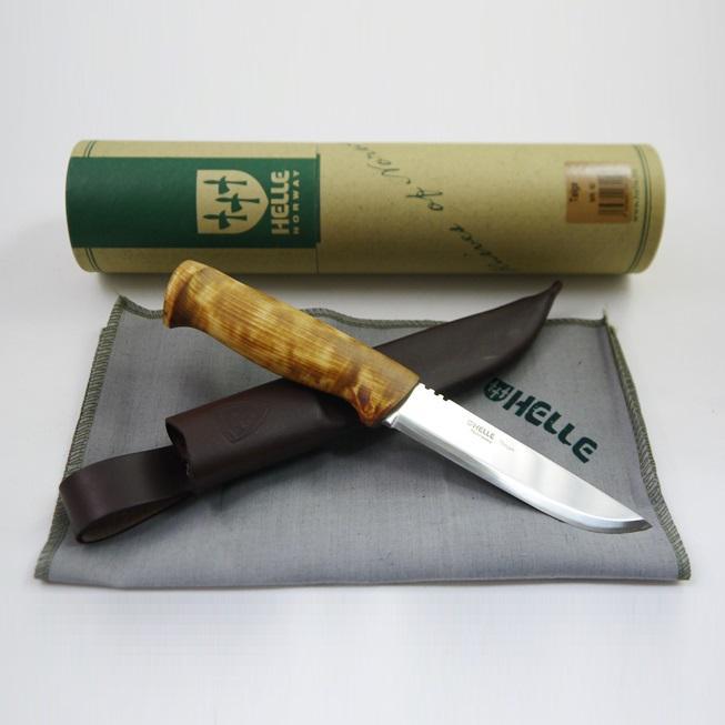 Helle Taiga vadászkés outdoor kés