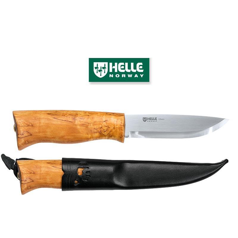 Helle Ulven vadászkés outdoor kés