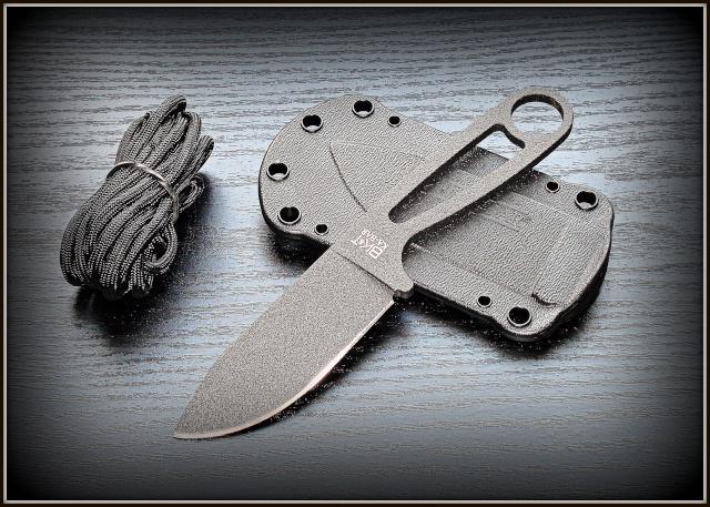 KA-BAR BK14 Becker Eskabar outdoor kés
