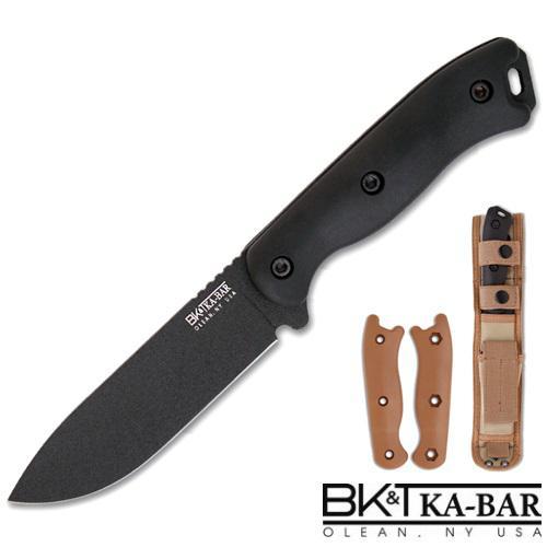 KA-BAR BK16 Becker Short Drop Point outdoor kés