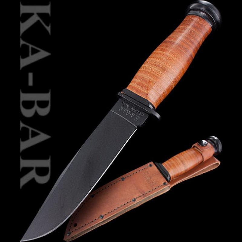 Ka-Bar Mark I harcikés kés