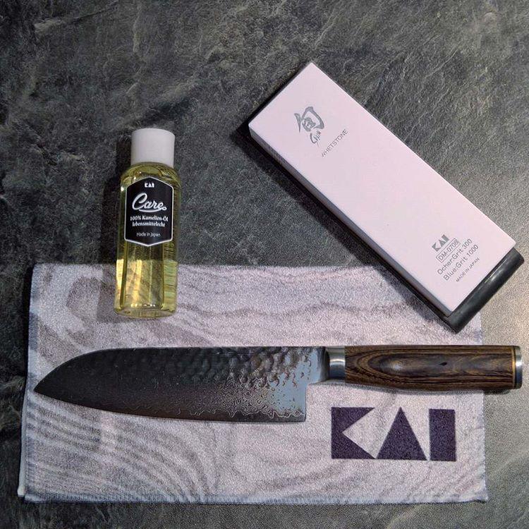 Kai kés ápoló szett