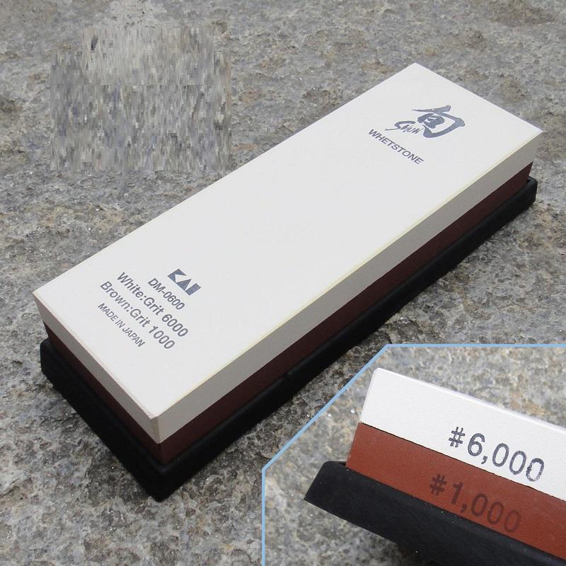 Kai Shun Kombinált Fenőkő 1000-6000