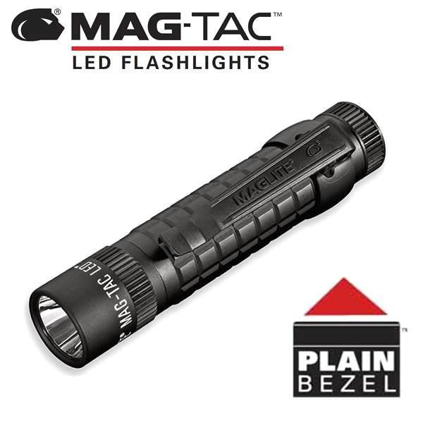 MAGlite Mag-Tac CR123 STD Black elemlámpa