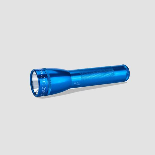 MAGlite ML25LT 2 Cell C LED Blue elemlámp