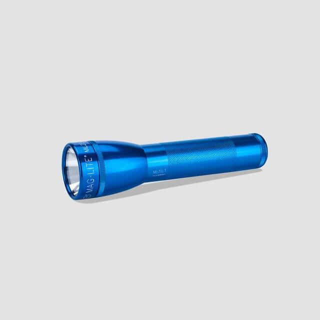 MAGlite ML25LT 2 Cell C LED Blue elemlámp