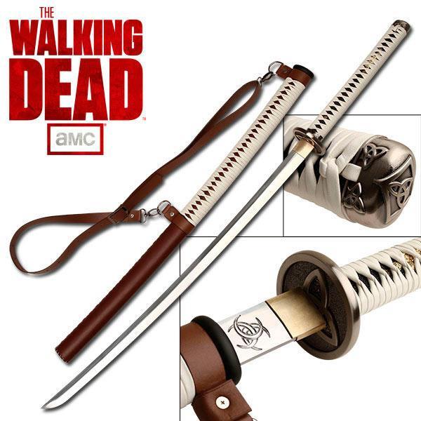 Master Cutlery TWD Michonne Katana kard