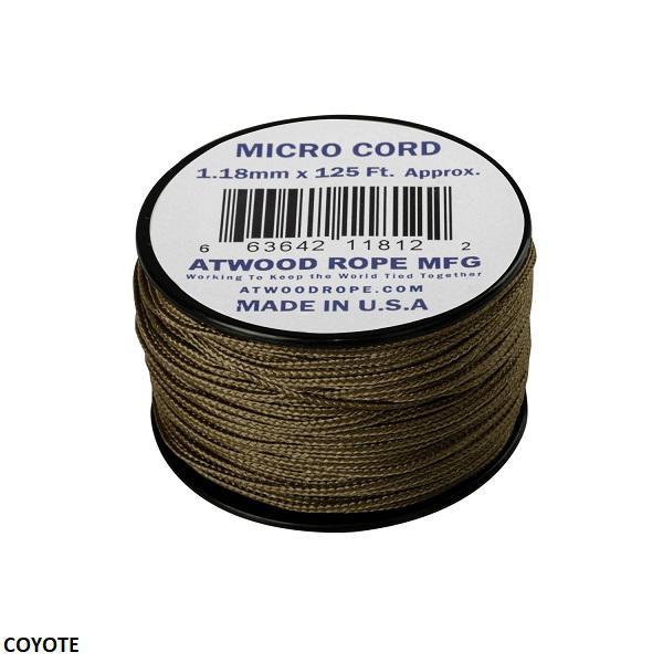 Micro Cord (37,5m) 6 féle színben