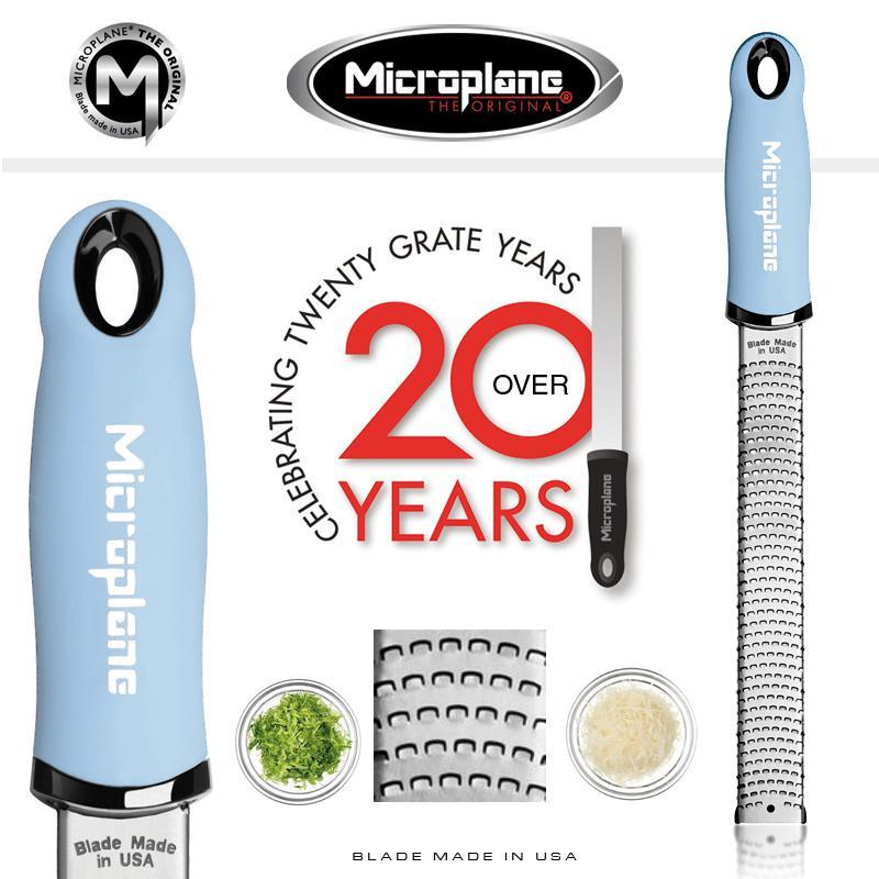 Microplane Premium Classic Ált./Héj Reszelő BABY BLUE