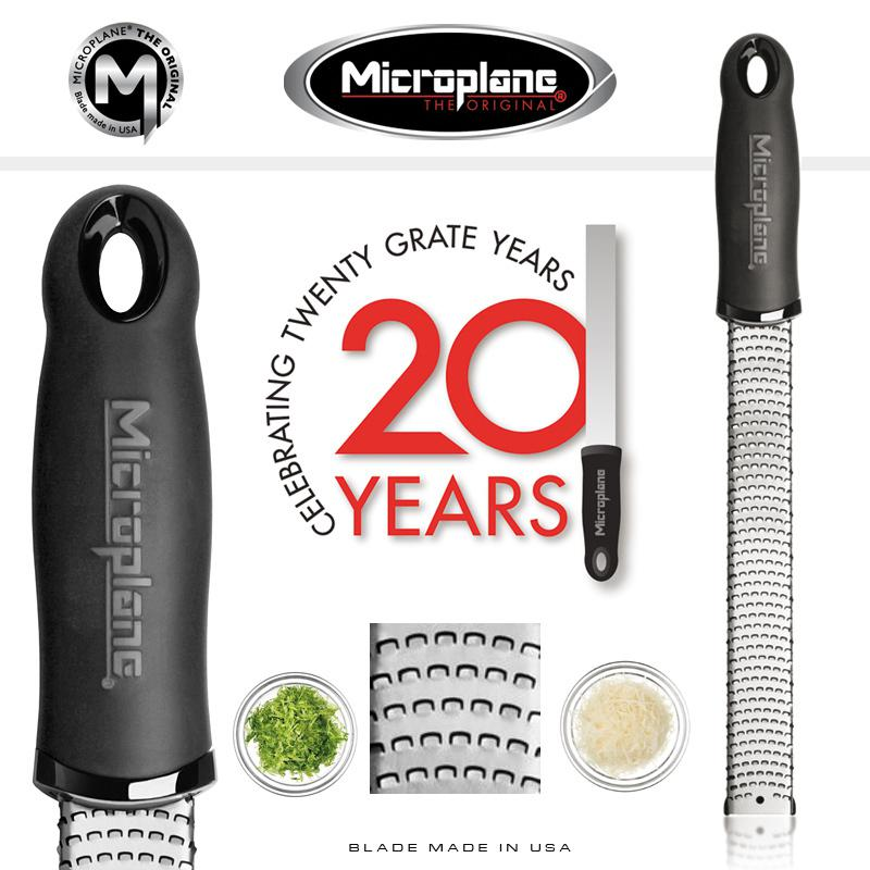 Microplane Premium Classic Ált./Héj Reszelő FEKETE