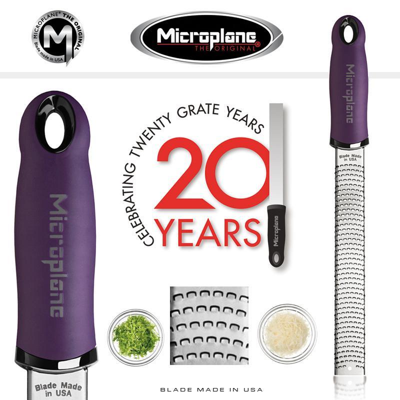 Microplane Premium Classic Ált./Héj Reszelő LILA
