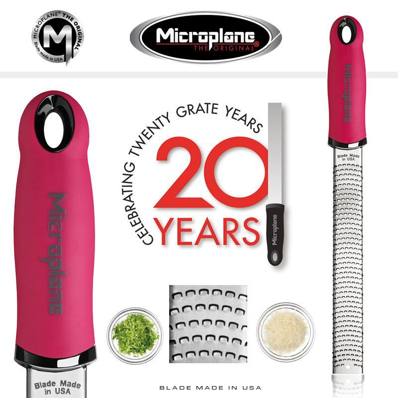 Microplane Premium Classic Ált./Héj Reszelő MAGENTA