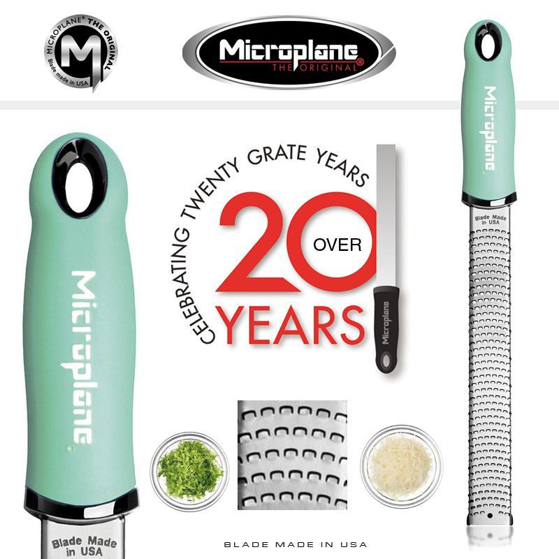 Microplane Premium Classic Ált./Héj Reszelő MINT GREEN