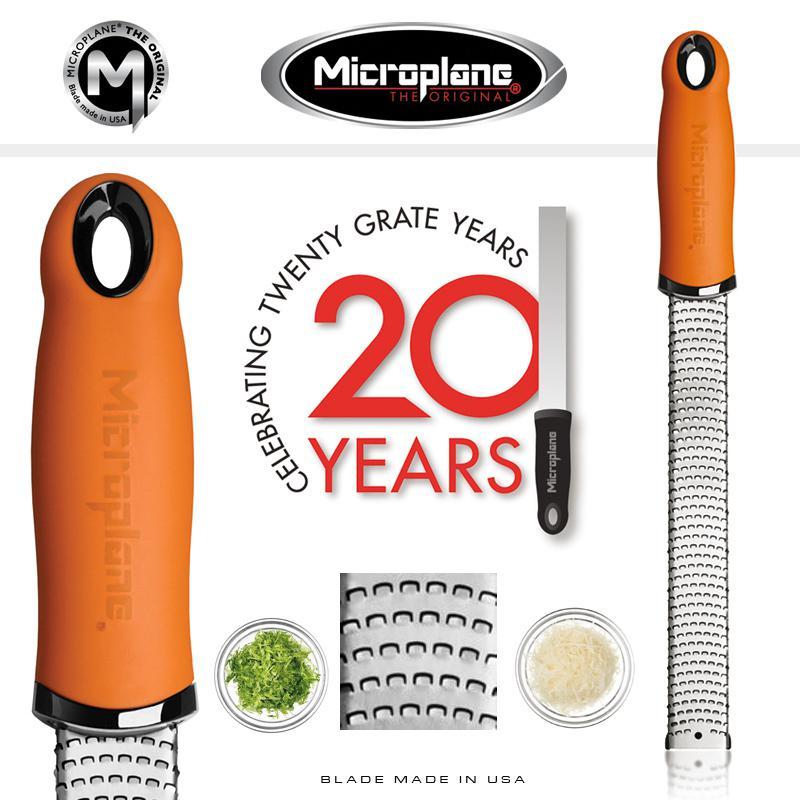 Microplane Premium Classic Ált./Héj Reszelő NARANCS