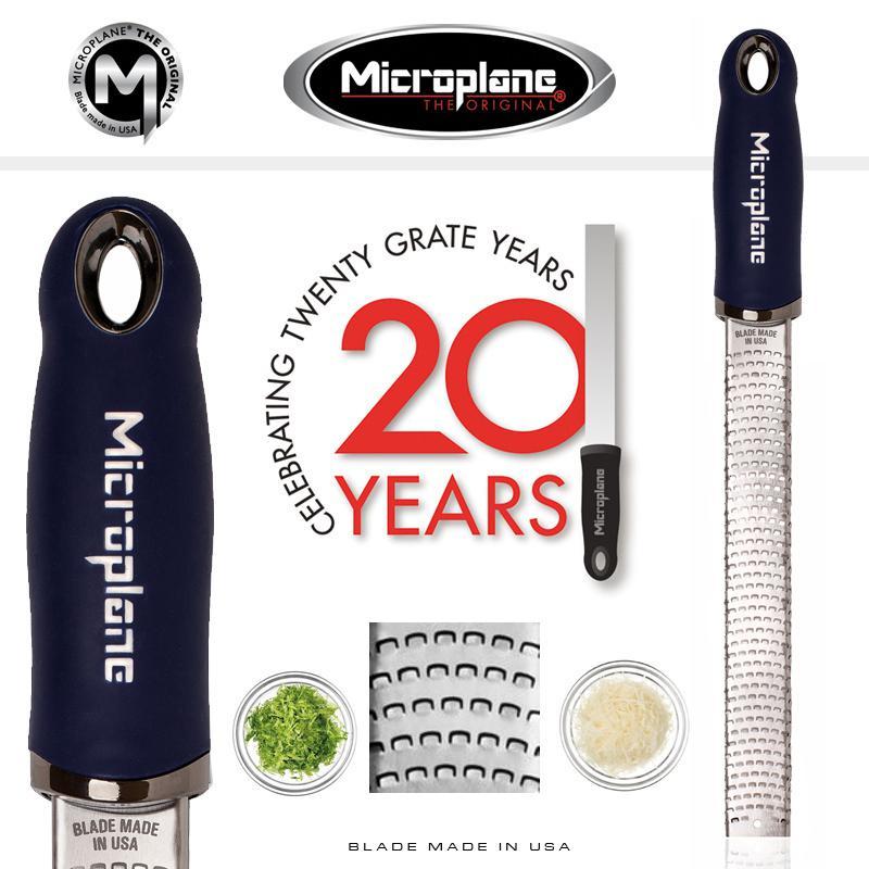 Microplane Premium Classic Ált./Héj Reszelő NAVY BLUE