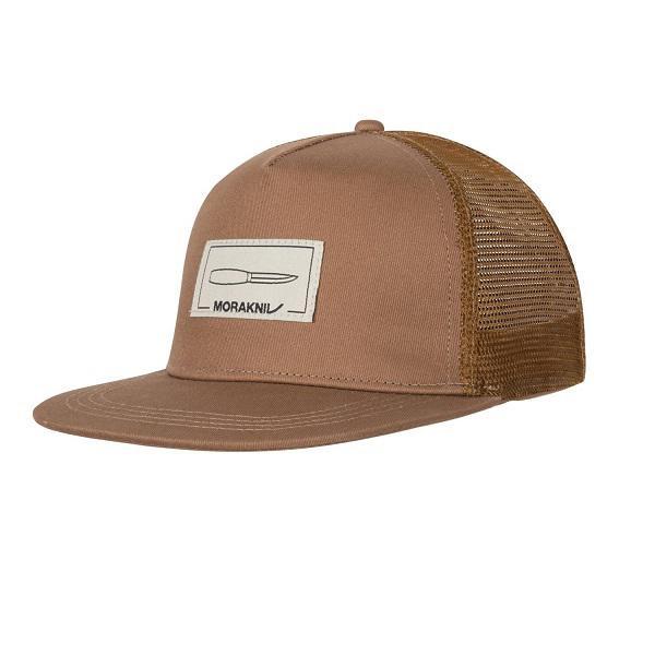 Morakniv Logo Cap  - U.S Brown