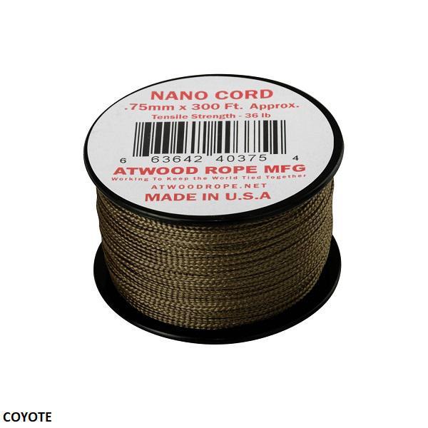 Nano Cord (91m) 6 féle színben