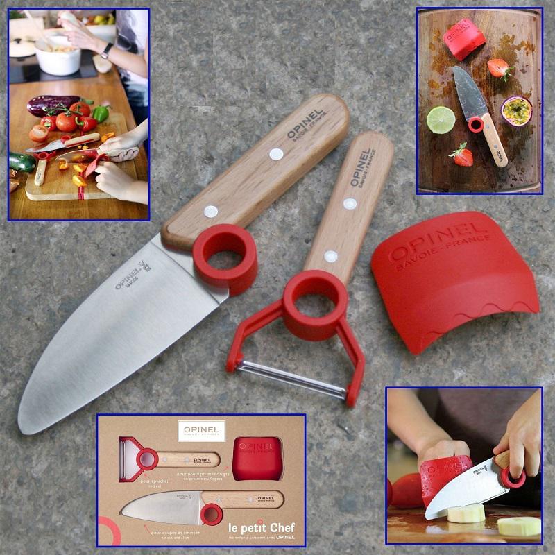Opinel Le Petit Chef Set gyerek konyhai szet