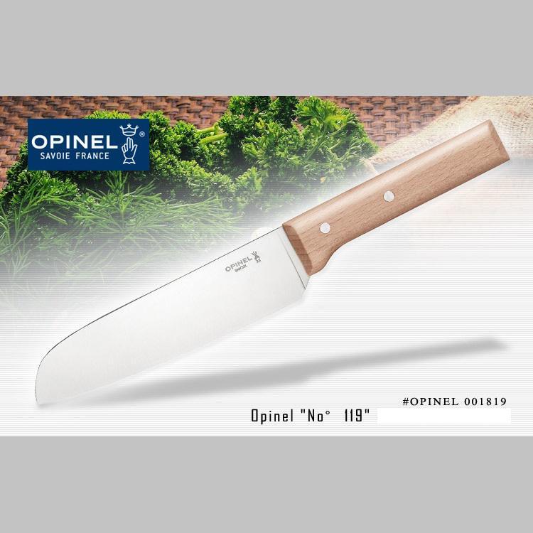 Opinel No.119 Santoku szakácskés