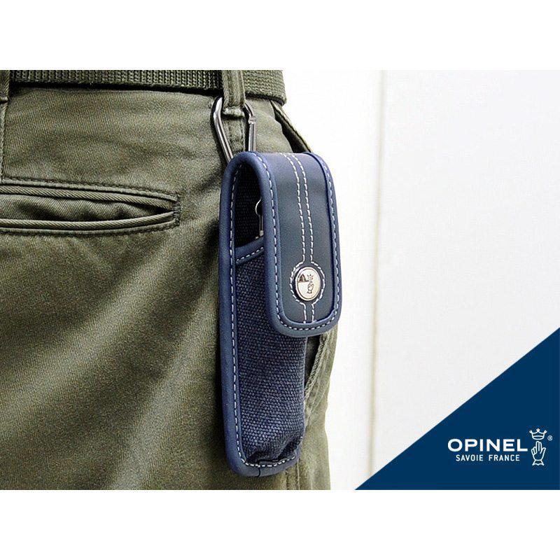 Opinel Outdoor M kék késtok
