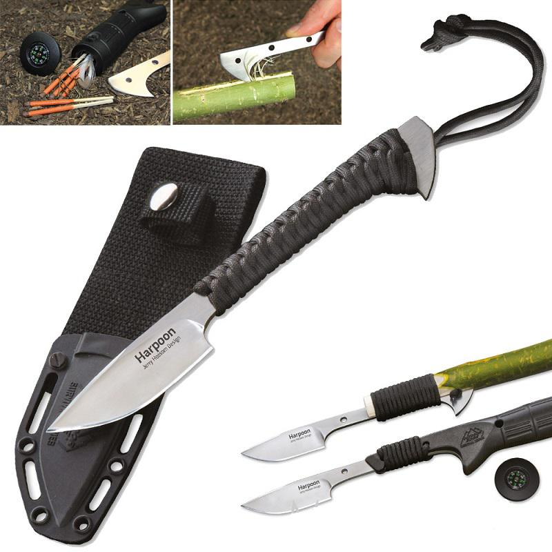 Outdoor Edge Harpoon outdoor kés lándzsafej
