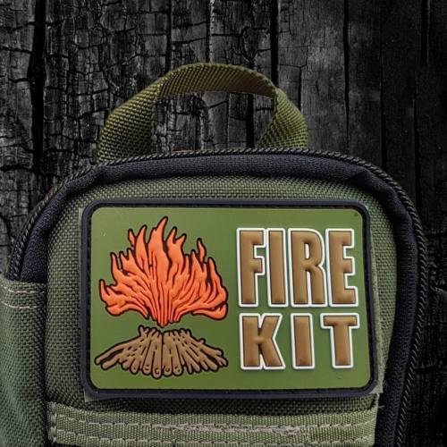 Procamptek Fire Kit Velcor Morale Patch
