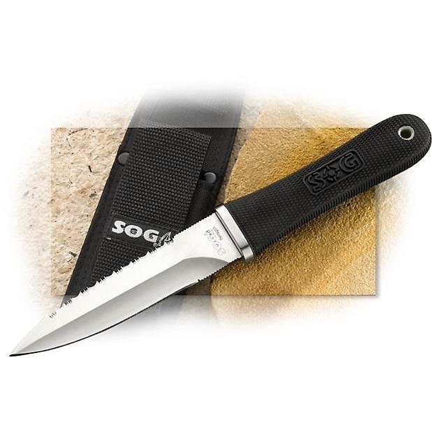 SOG Pentagon taktikai kés tőr