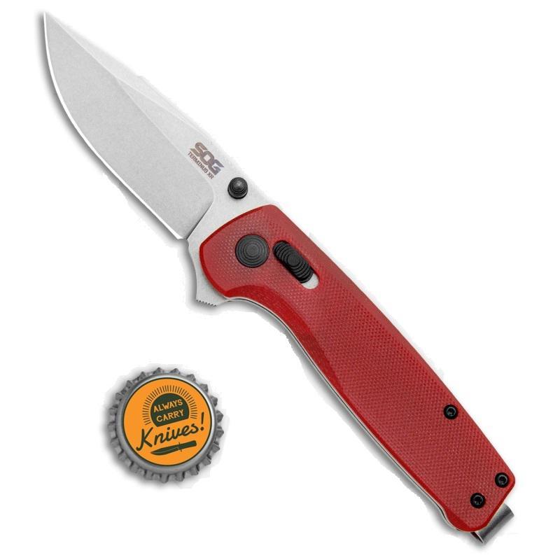 SOG Terminus XR G10 Crimson zsebkés