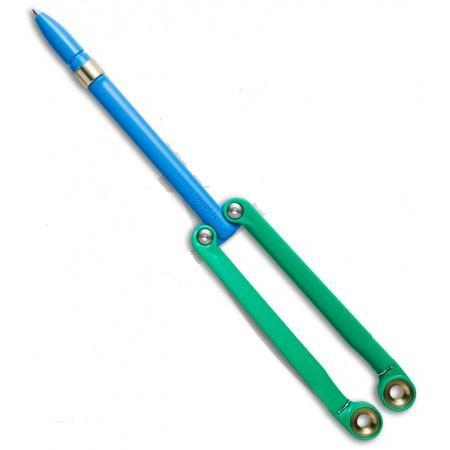 Spyderco BaliYo színes gyakorló pillangó toll